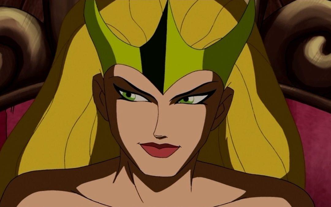Wicked Witch: Amora