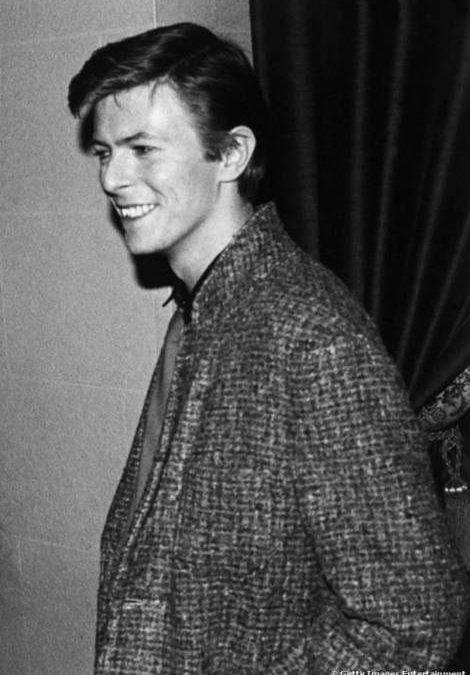 David Bowie, 1979