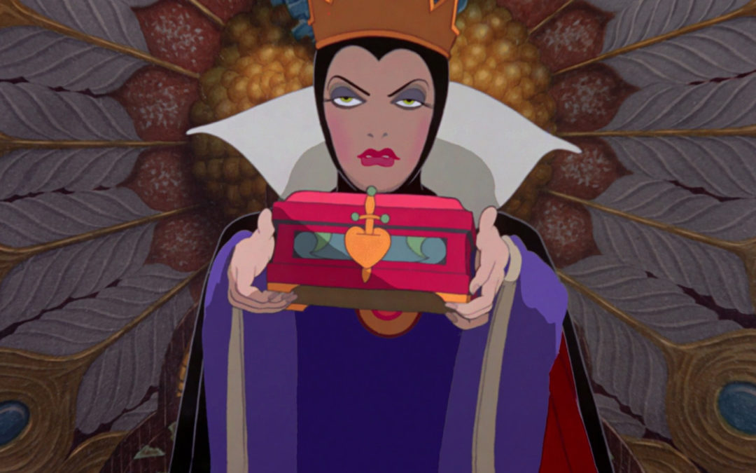 Wicked Witch: The Evil Queen