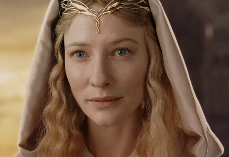 Wicked Witch: Galadriel