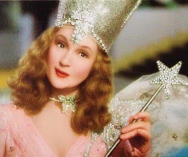 Wicked Witch: Glinda