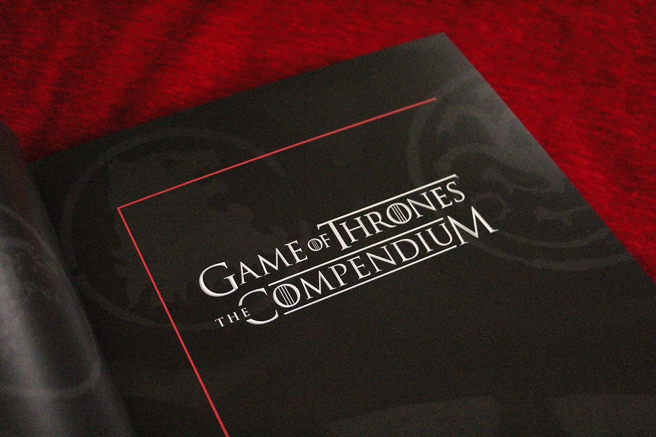 Game of Thrones Compendium
