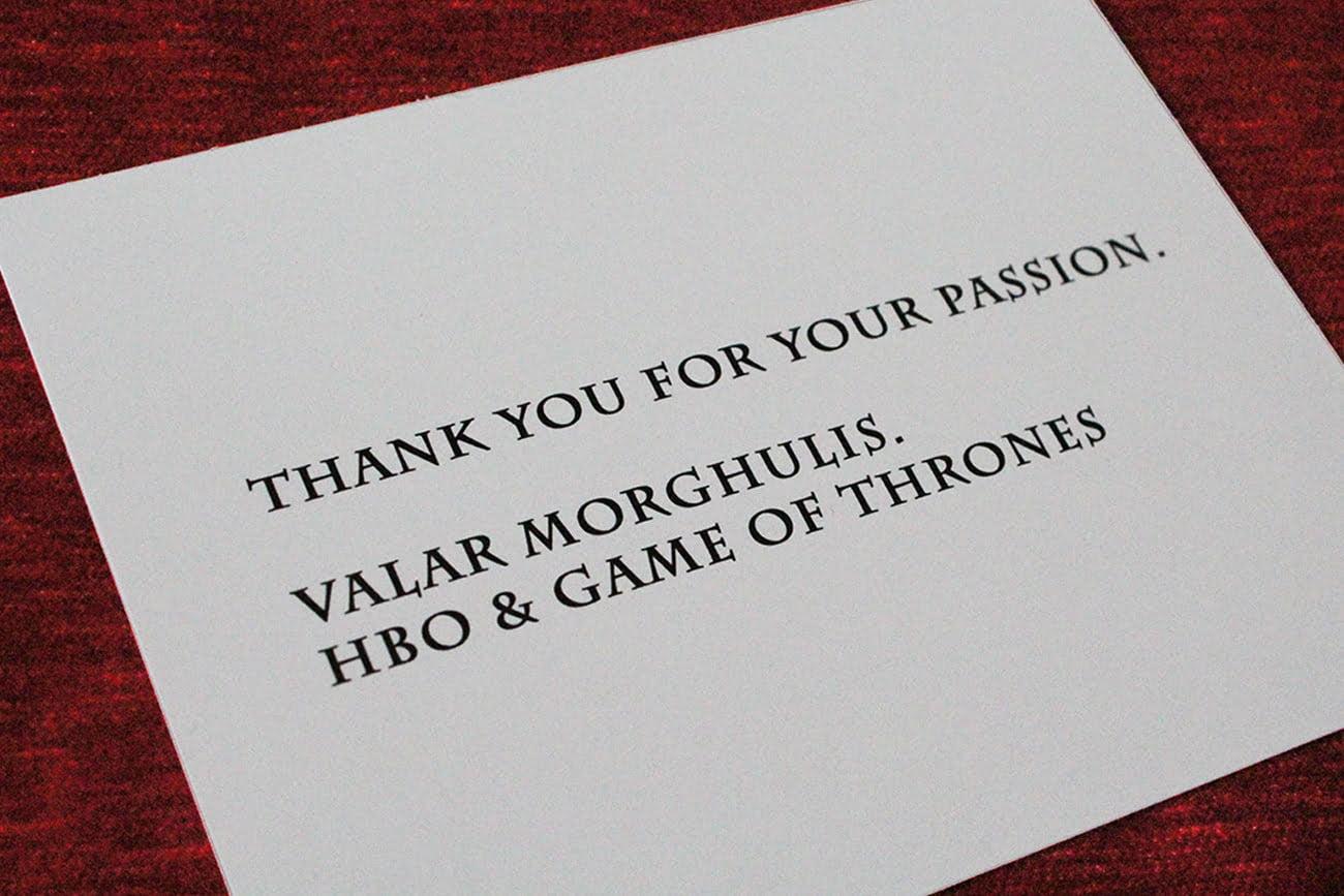 Game of Thrones Compendium