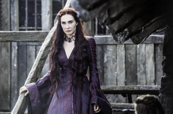 Melisandre would have a word