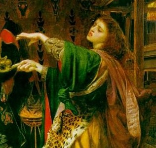 Wicked Witch: Morgan le Fay
