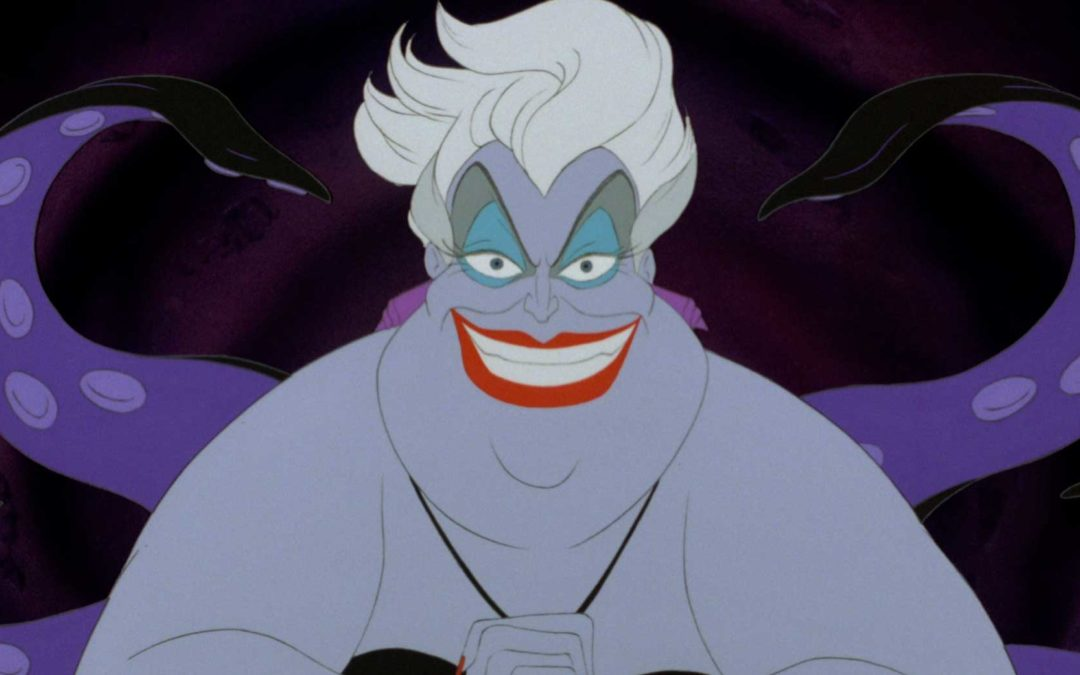 Wicked Witch: Ursula