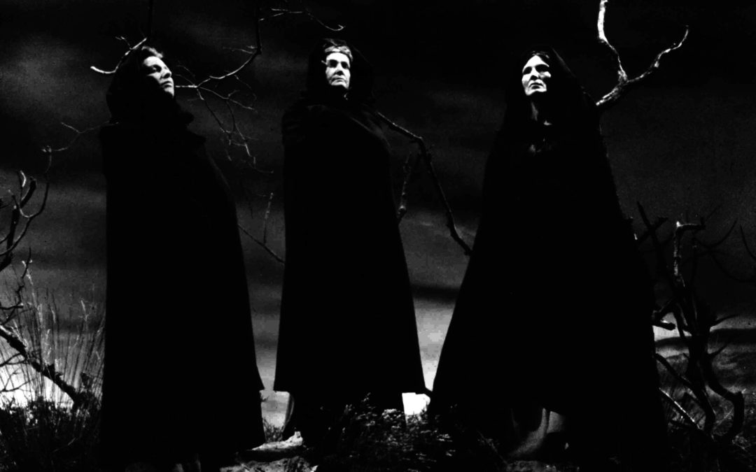 Wicked Witch: The Three Witches