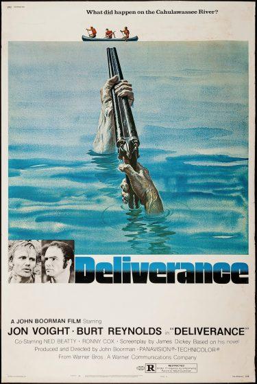 DELIVERANCE - American Poster 4