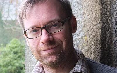 AUTHOR SPOTLIGHT: Tim Major